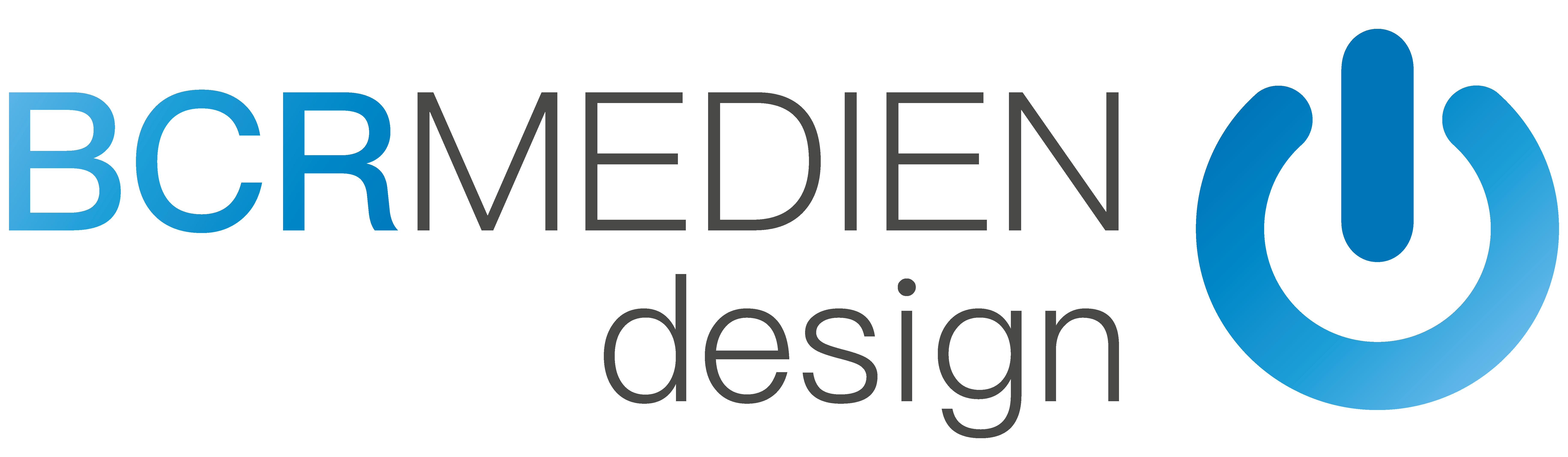 Logo BCR Mediendesign